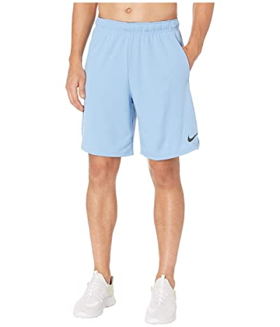 Nike Dri-FIT 9 Training Short (Light Blue/Black) Men