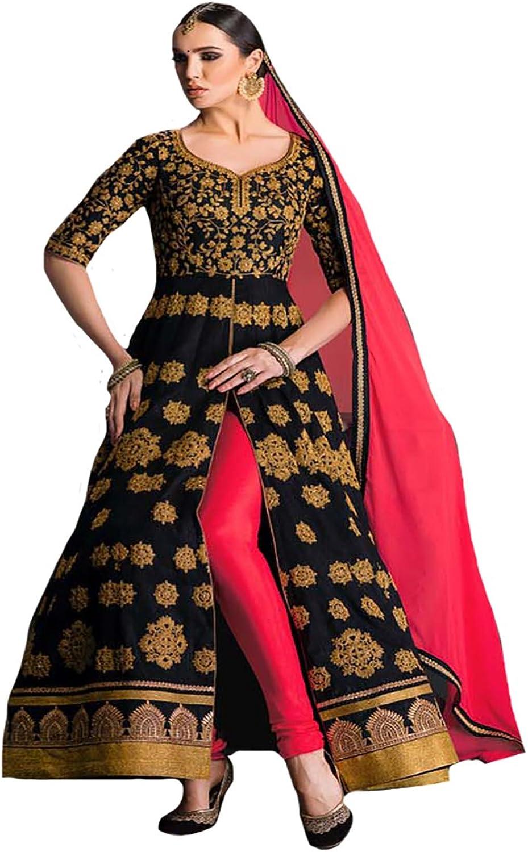 Best Ever Collection Ethnic Anarkali Salwar Kameez suit Bridal Wedding Ceremony Gown