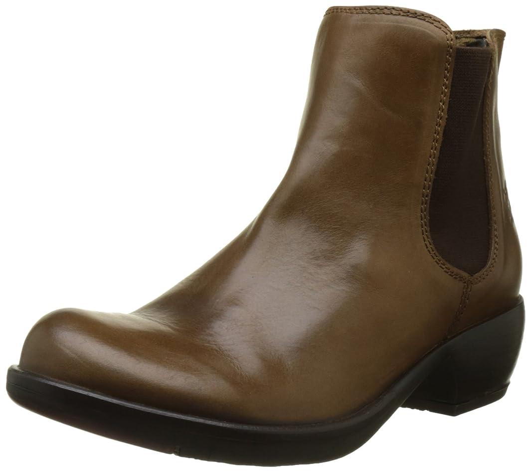放射能信頼できるテレックス[FLY London] BOOTS FOR WOMEN P142458022 MAKE CAMEL
