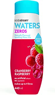 SodaStreamZero Cranberry Raspberry 440ml, Red, 1024257610