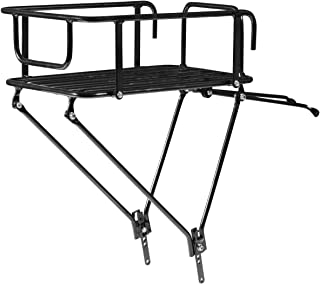 Pure Cycles Urban Rear Bike Cargo Rack, Black