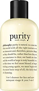 Philosophy Purity Made Simple 3-in-1 Cleanser For Face And Eyes