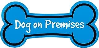 Hillman Sign Center - Dog on Premises
