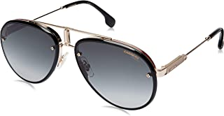 CARRERA GLORY GOLD BLACK/GREY SHADED 58/17/145 unisex...