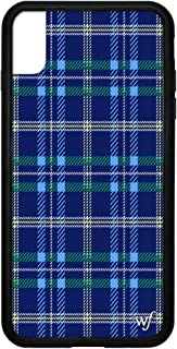 Wildflower Limited Edition iPhone Case for iPhone Xs Max (Skool Girl Plaid)