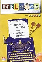 Relatos 1 (Libro + CD): Book + CD (Material Complementario)