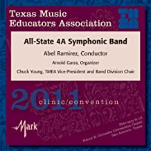 2011 Texas Music Educators Association: All-State 4A Symphonic Band