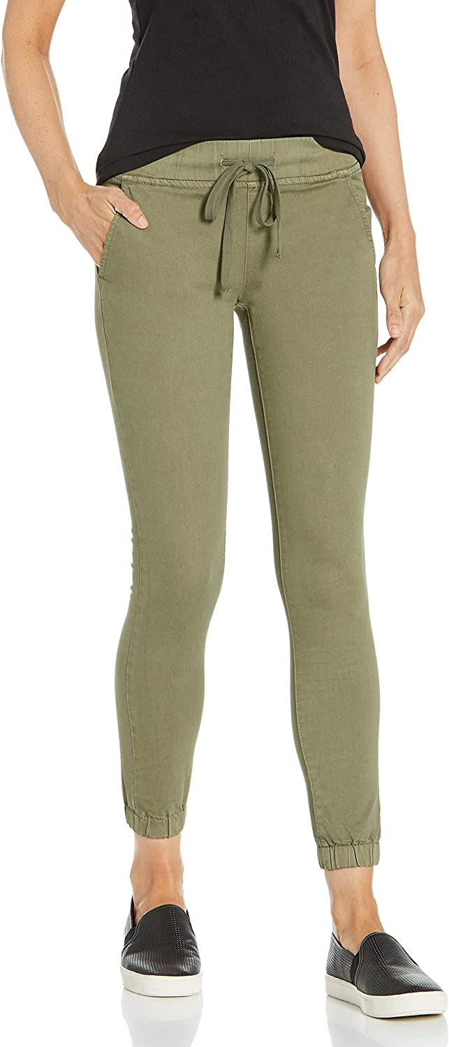 CG JEANS Juniors High Rise Army Sale price In stock for Women Jeans Drawstri Joggers