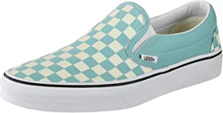 Unisex Classic Slip-On Checkerboard Sneakers (13.5 US...