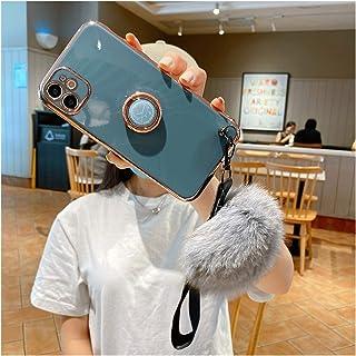 mobilskal 6D Plating Case Fit For Xiaomi 10T Lite Fit For RedMi Not 9 8 K20 7 9a 5 8t K30 K30s 8a 7a Pro Max Zoom Mobiltel...