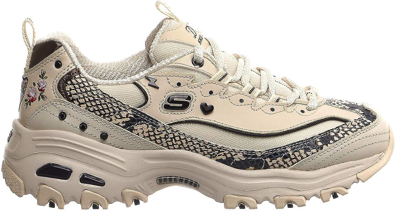 Skechers Women's D'Lites - Sneaker Petals Louisville-Jefferson Opening large release sale County Mall Lightning