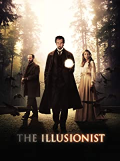 watch the illusionist 2006