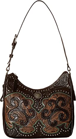 Annie's Secret Collection Shoulder bag w/ Secret Compartment