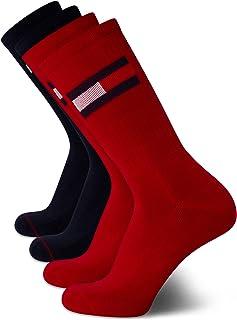 Men's Athletic Socks – Cushion Crew Socks (4 Pack)