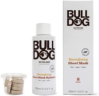 Bulldog Skincare Bulldog Energising Bamboe Bladmasker voor Mannen