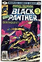 Marvel Premiere #51-1979-comic book-Marvel BLACK PANTHER NM-