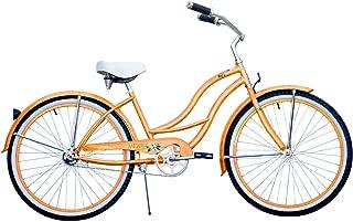 Micargi Bicycle Industries Tahiti Single Speed Ride On, Orange