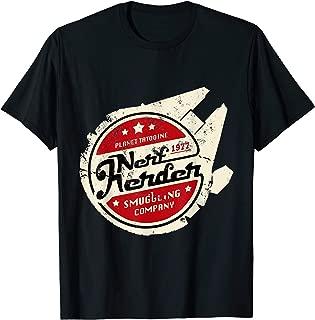 Best nerf herder t shirt Reviews