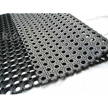 Gummimatte Ringgummimatte Ringmatte 22mm Schmutzfangmatte Wabenmatten 40 x 60