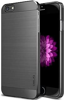 iPhone 6S Plus Case, OBLIQ [Slim Meta] [Titanium Space Gray] Premium Slim Fit Thin Armor All-Around Shock Resistant Polycarbonate Metallic Case for Apple iPhone 6S Plus (2015) & iPhone 6 Plus (2014)