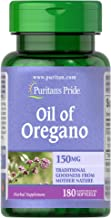 Oil of Oregano by Puritan's Pride®, Contains Antioxidant Properties*, 150mg..