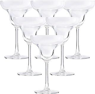 Ocean Madison Margarita Glasses Pack of 6, 015M12, Clear, 345 ml, Glass, Serves 6