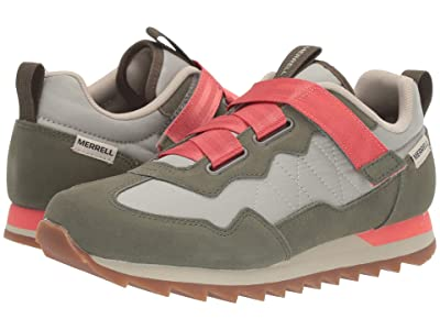 Merrell Alpine Sneaker Cross (Sage/Olive) Women