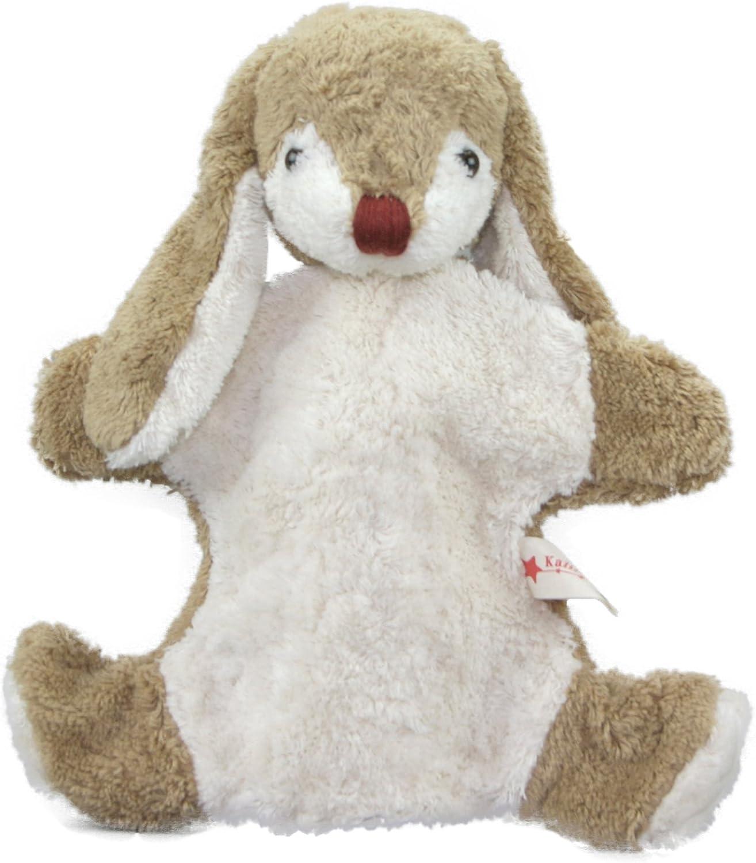 Kallisto Handpuppe  Hase Benni  - Kuscheltiere Bio-Baumwolle Made in Germany B00FC7QBZO Einfach zu bedienen | Online-Shop