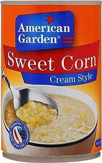 American Garden Veg Cream Style Sweet Corn 418 g