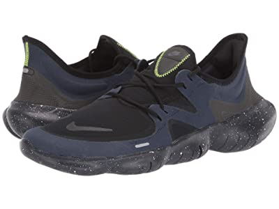 Nike Free RN 5.0 SE (Obsidian/Black/Anthracite) Men
