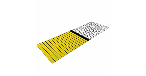 TK1067AYM01 Tags Yoga Mat 72 X 24 72 X 24 KESS Global Inc KESS InHouse Trebam Pola V.2