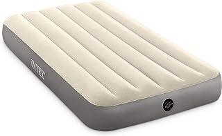Intex Dura-Beam Standard Series Single-High Airbed, Twin