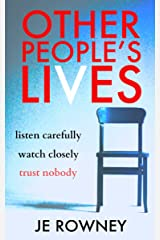 Other People's Lives Kindle Edition