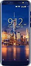 NUU Mobile G3-64GB/4GB RAM - 13MP+5MP Rear Camera, 13MP Front Selfie Camera - Dual-SIM 4G LTE Unlocked Cell Phone- Blue-On...