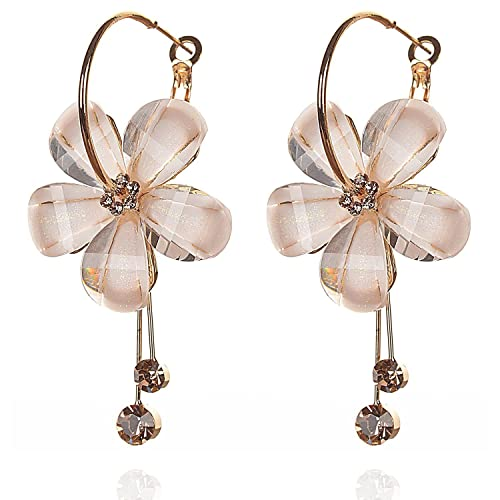 dd8972c0b Yellow Chimes Designer Gold Plated Fancy Party Wear Earrings for Women &  Girls