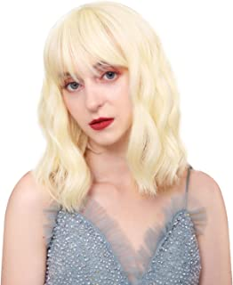 SOPHIRE S-Wavy Wig with Air Bangs 9031