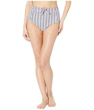 Tommy Bahama Island Cays High-Waisted Trim Bottoms (White) Women