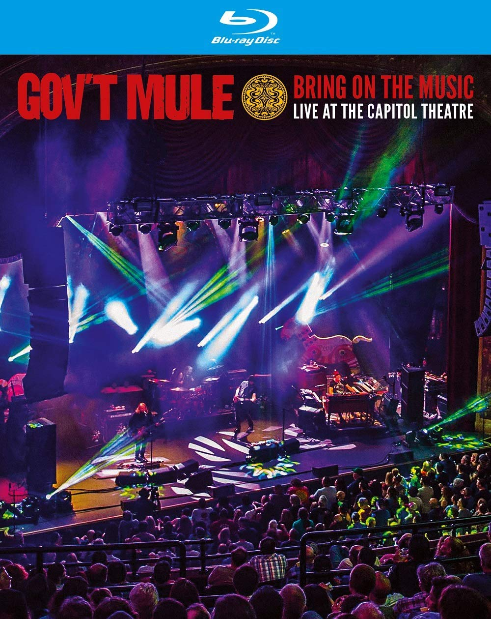 Gov't Mule - Bring on the Popular brand in the world at Music Theatre Live Capitol Blu Sales for sale