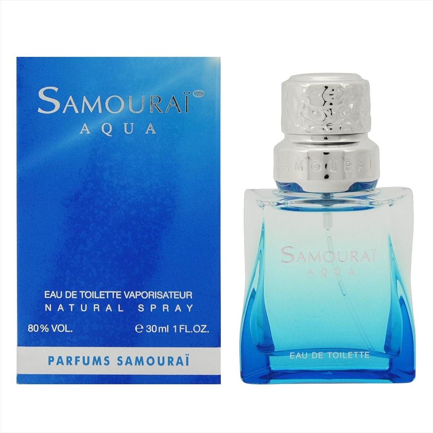 味落ち着いて文化サムライ 香水 SAMOURAI AD-AQUAETSP-30 並行輸入品