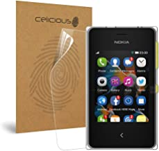 Celicious Impact Anti-Shock Shatterproof Screen Protector Film Compatible with Nokia Asha 500