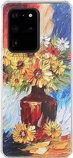 TYWZ حافظة فنية لطيفة ل Xiaomi Redmi Note 10 5G، النساء الرجال مجردة الخيال تربي النفط الطلاء أنيق غطاء مصد زهرة