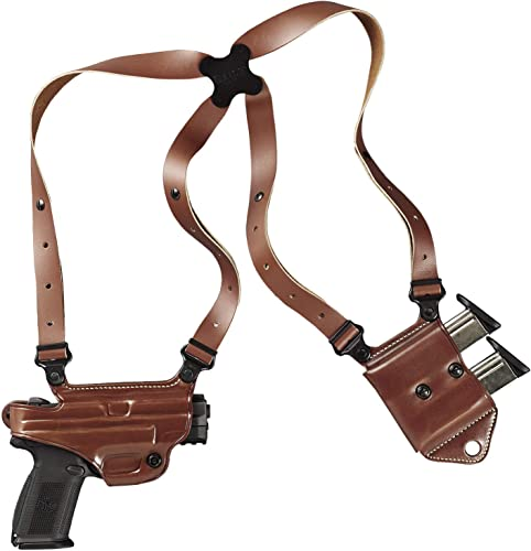 Galco Miami Classic II RH Shoulder Holster Compatible with Sig Sauer P229 P228