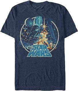 Men's Vintage Victory Graphic T-Shirt