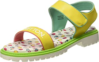 United Colors of Benetton Unisex's Sandals