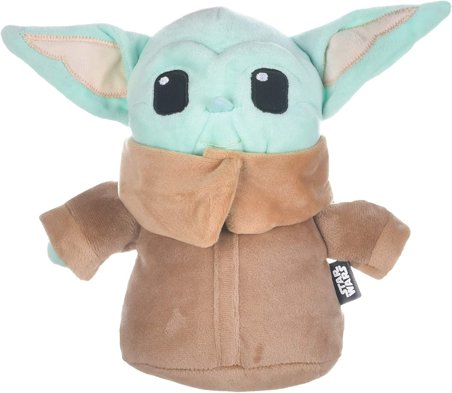 STAR outlet WARS Mandalorian The Child Plush Figure Dog Toy 6 Inch 1 year warranty 9 -