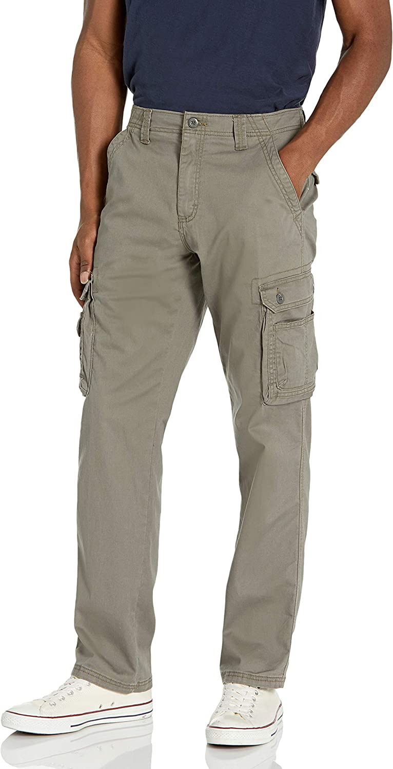 sold out Lee Men's Wyoming 5 ☆ very popular Relaxed Cargo Pant Fit