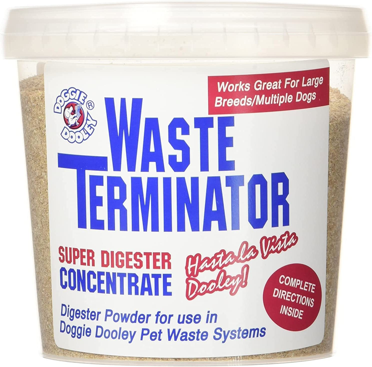 Doggie Dooley 3116 Waste Terminator All items in the store Рà Oakland Mall Supply Single 1-Year