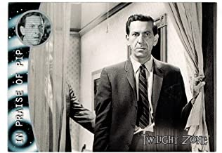 The money never gets to Moran - In Praise of Pip - Twilight Zone - The Next Dimension (Trading Card) # 105 - Rittenhouse A...