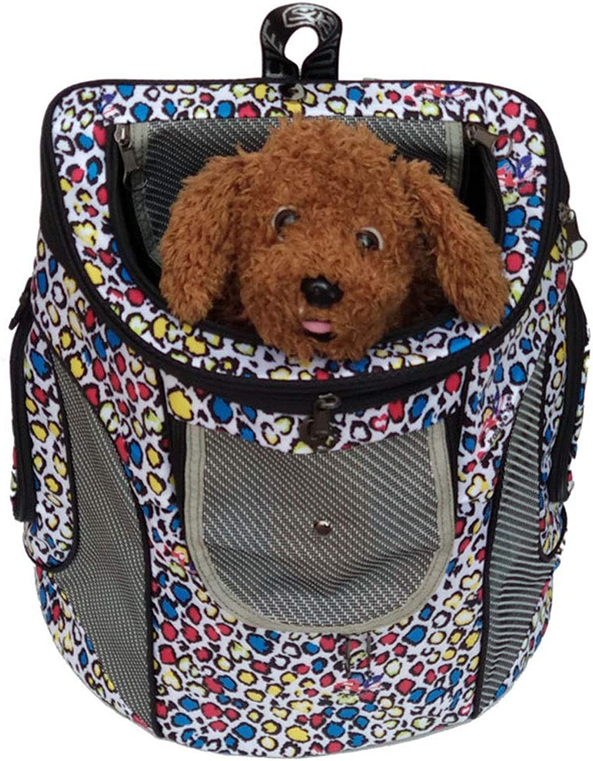 Dogs Small for Backpack Pet Carrier Cats and Straps Shoulder