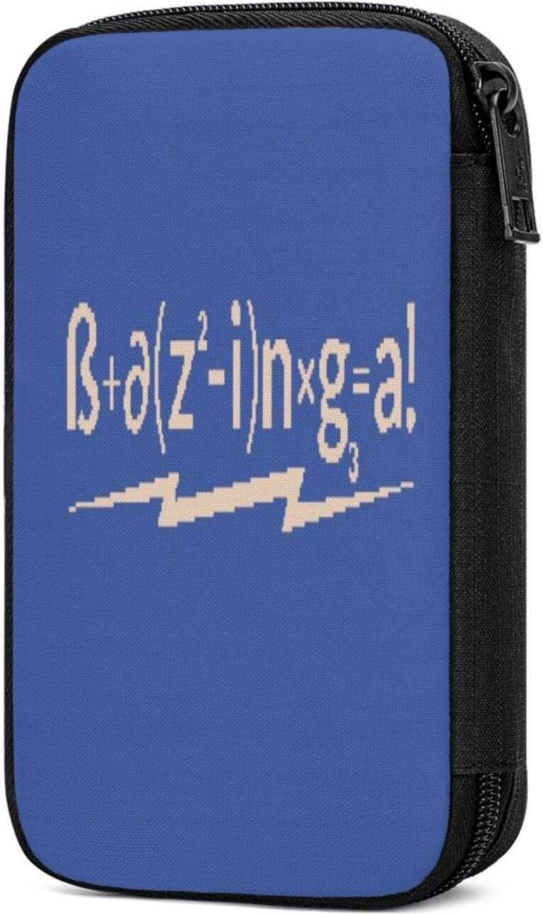 The Theory Super-cheap Bazinga Storage Bags Electronic Lightweight Over item handling ☆ Portable